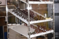 Acrylic Chocolate display cabinet