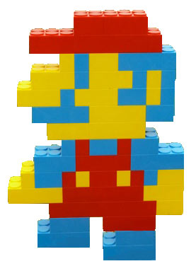 Nintendo Game Man Lego