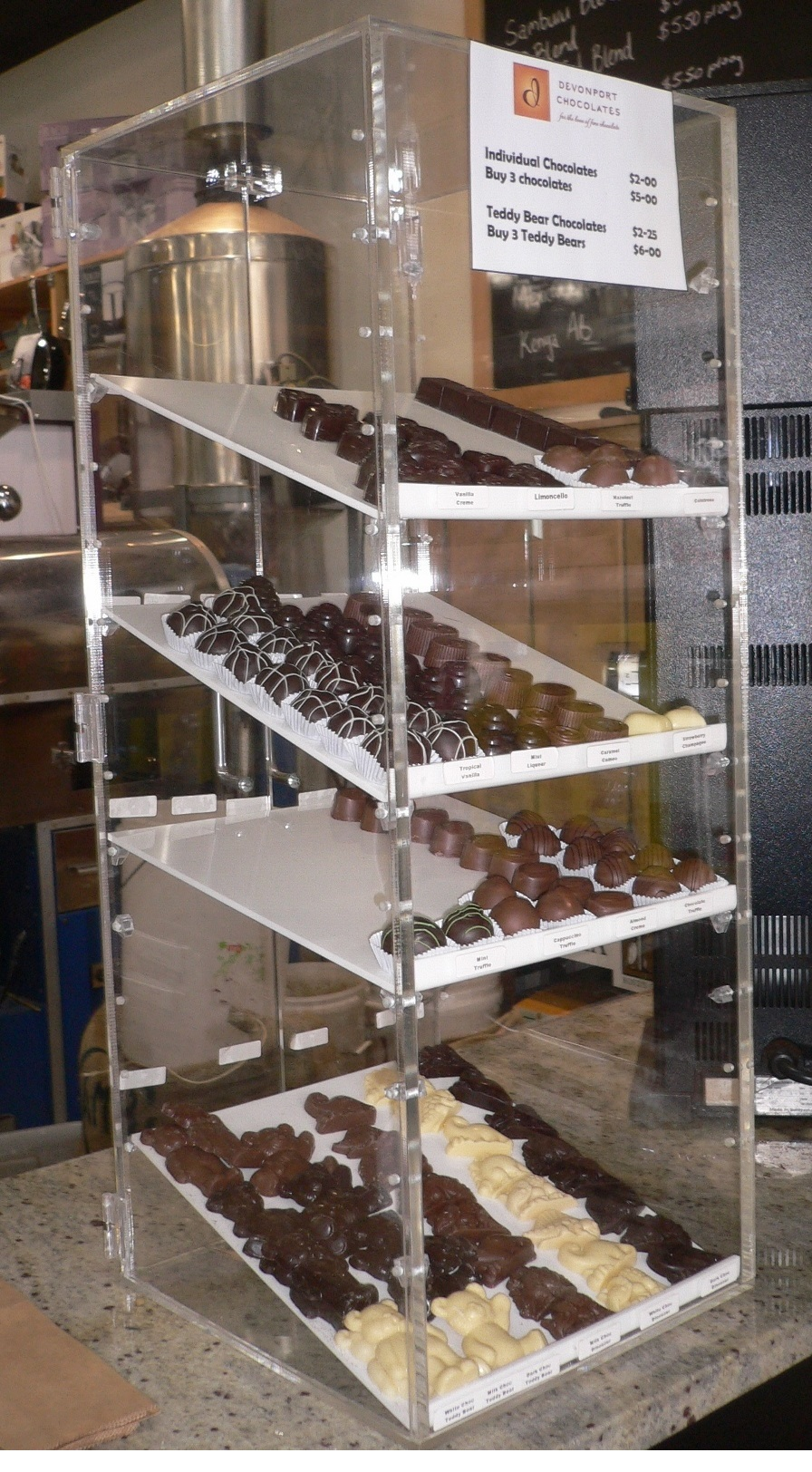 Acrylic Display Cabinets and Stands - AcryFab