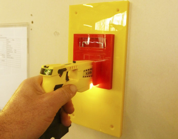 Police Taser Test Unit